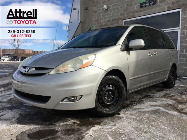 2006 Toyota Sienna LE 8 PASS, POWER SLIDING DOORS POWER SEAT, FOG LAM (Stk: 43351A) in Brampton - Image 1 of 23