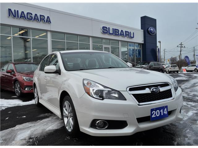 2014 Subaru Legacy 2.5i Limited Package (Stk: S3994A) in St.Catharines - Image 1 of 23