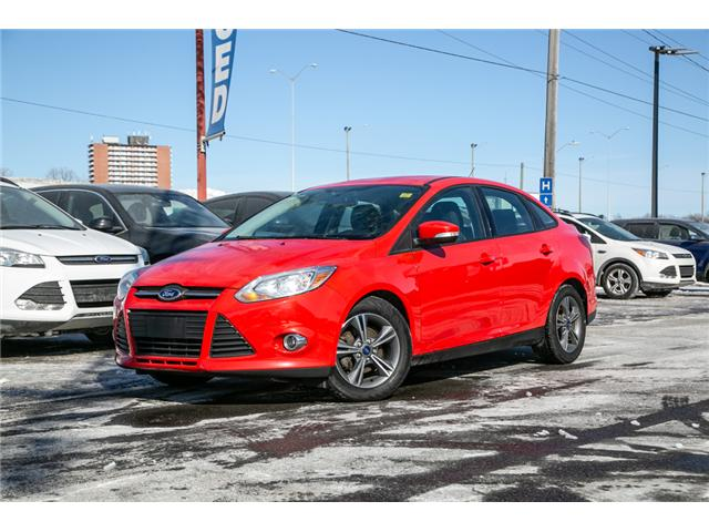 2014 Ford Focus SE 67,000 KMS-AUTO AIR GREAT BUY (Stk: 947140) in Ottawa - Image 1 of 26