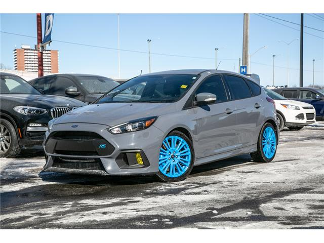 2017 Ford Focus RS Base ONLY 35,000 KMS-LOADED RS (Stk: 1820421) in Ottawa - Image 1 of 29