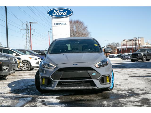 2017 Ford Focus RS Base ONLY 35,000 KMS-LOADED RS (Stk: 1820421) in Ottawa - Image 2 of 29