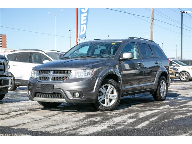 2012 Dodge Journey SXT & Crew SALE PRICED ONLY 1 (Stk: 1820711) in Ottawa - Image 1 of 26