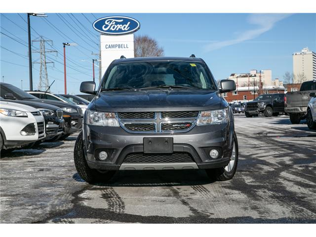2012 Dodge Journey SXT & Crew SALE PRICED ONLY 1 (Stk: 1820711) in Ottawa - Image 2 of 26