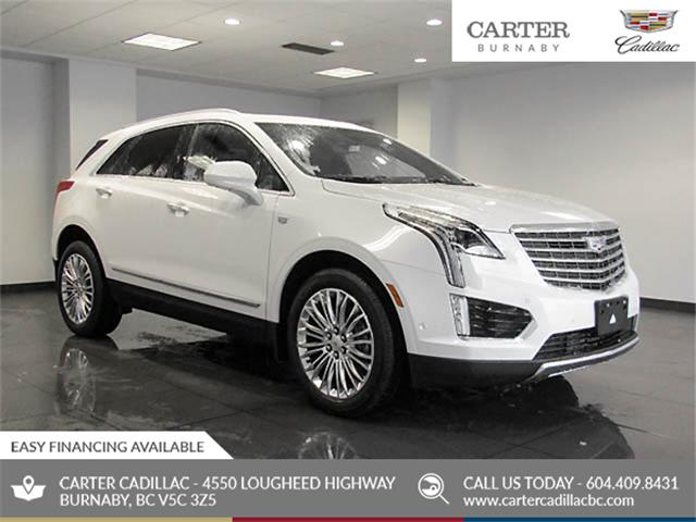 2019 Cadillac XT5 Platinum (Stk: C9-11920) in Burnaby - Image 1 of 24