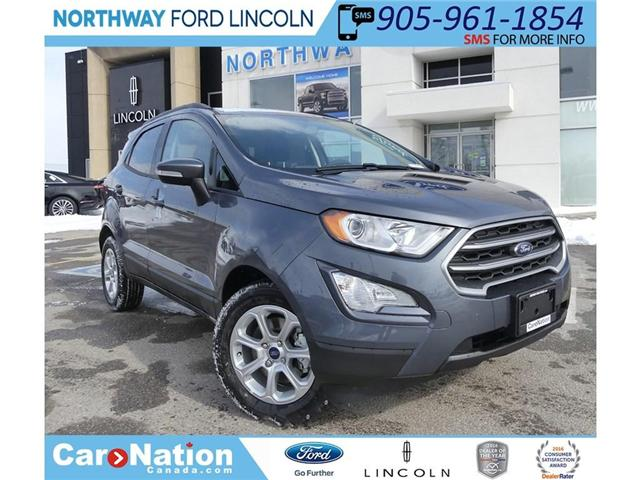 2019 Ford EcoSport SE (Stk: ES96510) in Brantford - Image 1 of 28