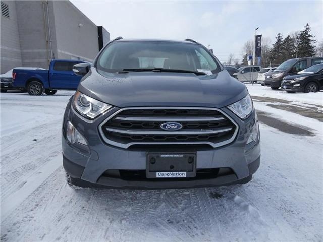 2019 Ford EcoSport SE (Stk: ES96510) in Brantford - Image 2 of 28
