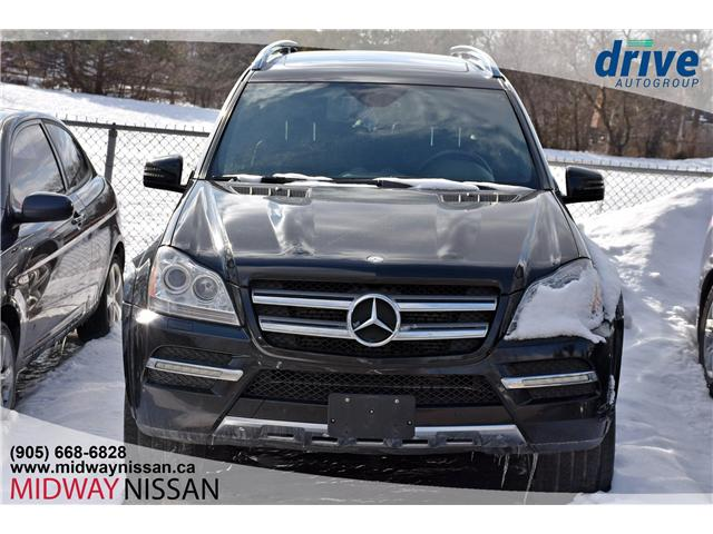 2012 Mercedes-Benz GL-Class Base (Stk: JC672094A) in Whitby - Image 2 of 3