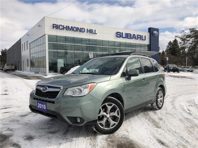 2015 Subaru Forester 2.5i (Stk: LP0229) in RICHMOND HILL - Image 1 of 23