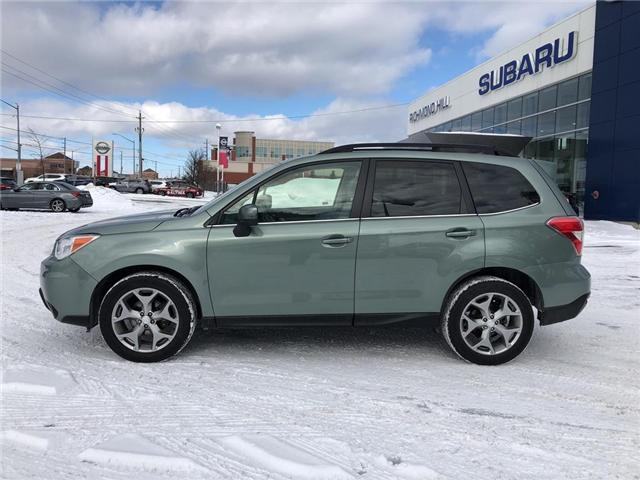2015 Subaru Forester 2.5i (Stk: LP0229) in RICHMOND HILL - Image 2 of 23