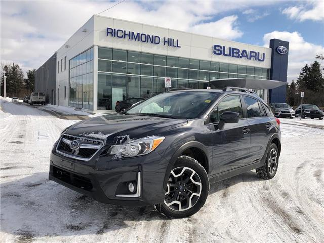 2016 Subaru Crosstrek Touring Package (Stk: P03787) in RICHMOND HILL - Image 1 of 21
