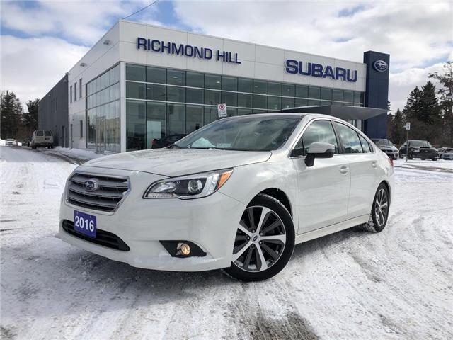 2016 Subaru Legacy  (Stk: LP0231) in RICHMOND HILL - Image 1 of 25