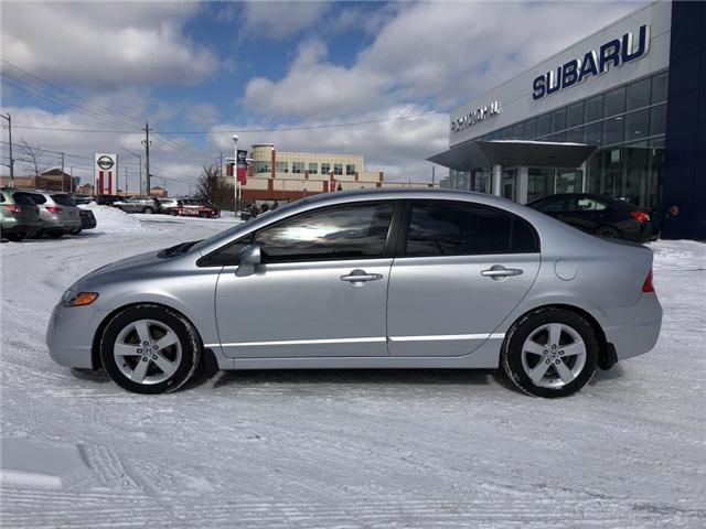 2007 Honda Civic LX (Stk: T32244) in RICHMOND HILL - Image 2 of 19
