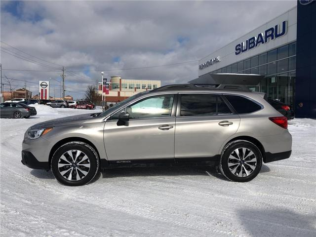 2017 Subaru Outback 2.5i Limited (Stk: P03789) in RICHMOND HILL - Image 2 of 24