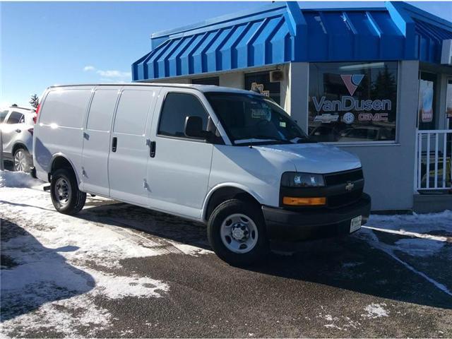 2018 Chevrolet Express 2500 Work Van (Stk: B7305) in Ajax - Image 1 of 19