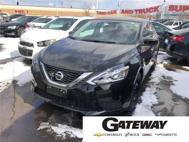 2017 Nissan Sentra SL|Sunroof|Rear Camera|Heated Seats| (Stk: 142137A) in BRAMPTON - Image 1 of 1