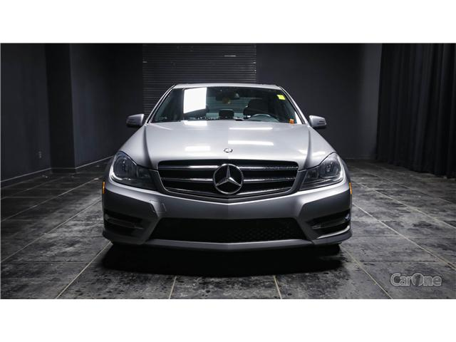 2014 Mercedes-Benz C-Class Base (Stk: CJ19-19) in Kingston - Image 2 of 32