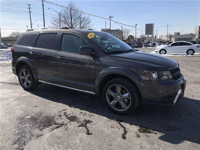 2018 Dodge Journey Crossroad (Stk: 44564) in Windsor - Image 1 of 15