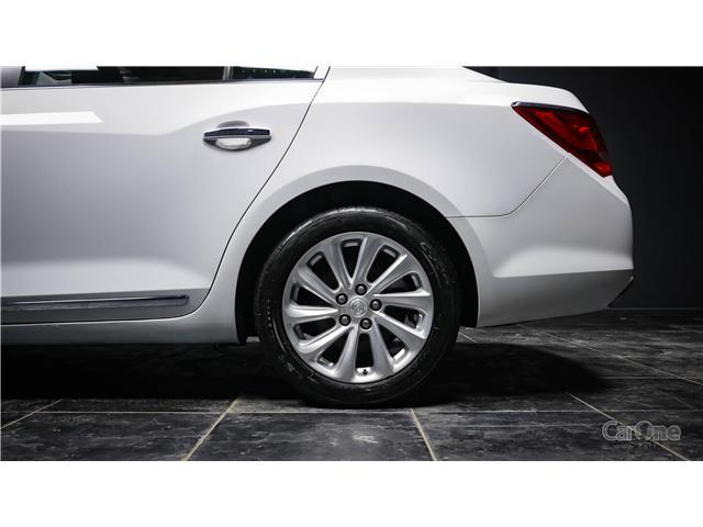 2015 Buick LaCrosse Leather (Stk: CJ19-43) in Kingston - Image 28 of 32