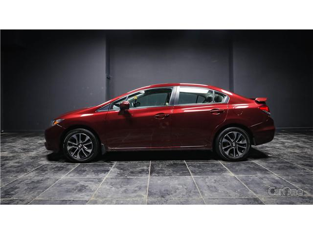 2014 Honda Civic EX (Stk: 18-414A) in Kingston - Image 1 of 35