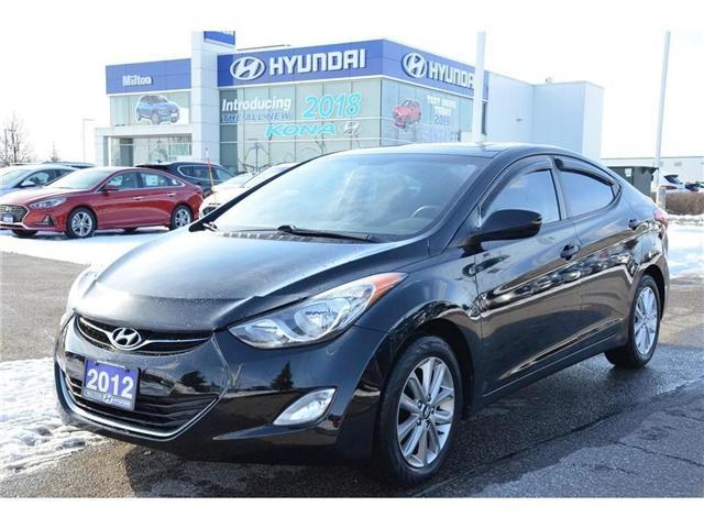 2012 Hyundai Elantra  (Stk: 096755) in Milton - Image 1 of 18