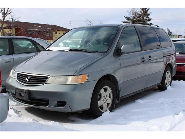 2000 Honda Odyssey EX (Stk: 000680) in Milton - Image 2 of 10