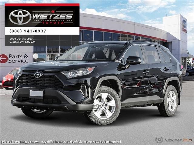 2019 Toyota RAV4 FWD LE (Stk: 68154) in Vaughan - Image 1 of 24