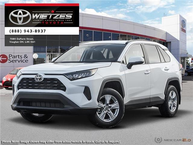 2019 Toyota RAV4 FWD LE (Stk: 68151) in Vaughan - Image 1 of 24
