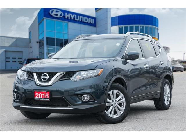2016 Nissan Rogue  (Stk: H702461TT) in Mississauga - Image 1 of 19