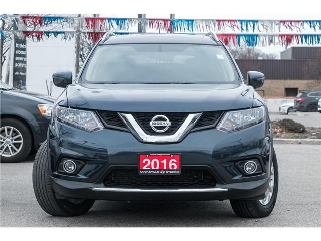 2016 Nissan Rogue  (Stk: H702461TT) in Mississauga - Image 2 of 19