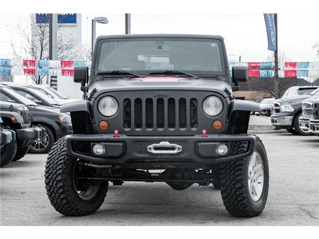 2013 Jeep Wrangler Rubicon (Stk: DL650558) in Mississauga - Image 2 of 18