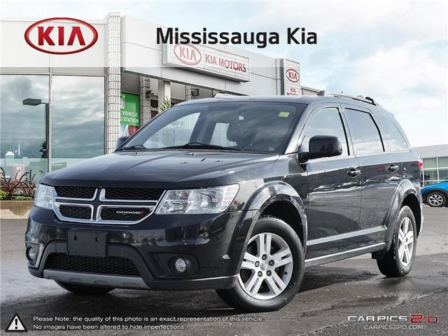 2012 Dodge Journey SXT & Crew (Stk: 5629P) in Mississauga - Image 1 of 27