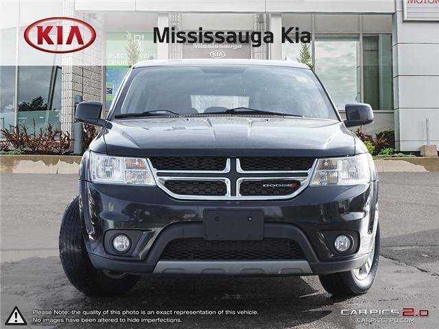 2012 Dodge Journey SXT & Crew (Stk: 5629P) in Mississauga - Image 2 of 27