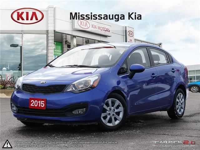 2013 Kia Rio LX+ (Stk: 4505P) in Mississauga - Image 1 of 27