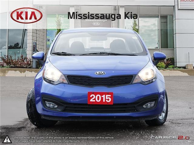 2013 Kia Rio LX+ (Stk: 4505P) in Mississauga - Image 2 of 27