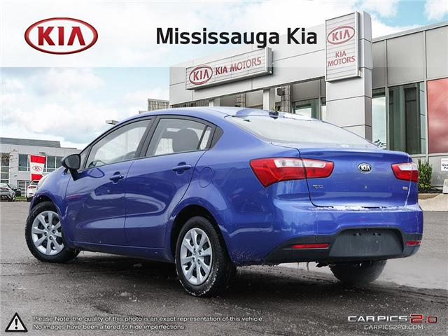 2013 Kia Rio LX+ (Stk: 4505P) in Mississauga - Image 4 of 27
