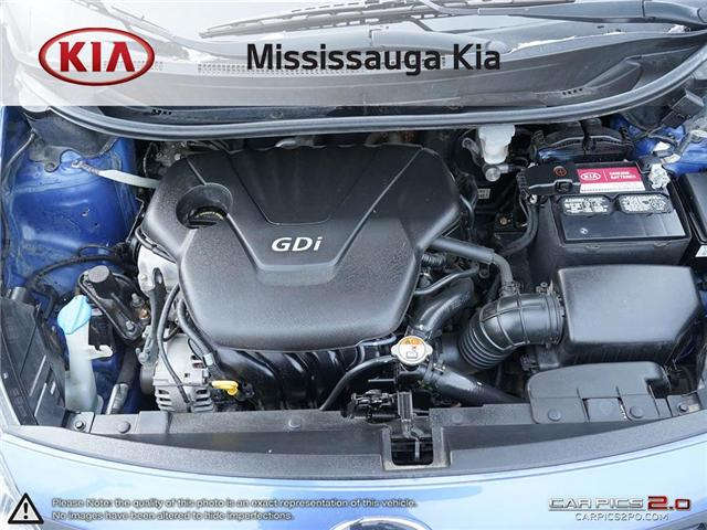 2013 Kia Rio LX+ (Stk: 4505P) in Mississauga - Image 8 of 27
