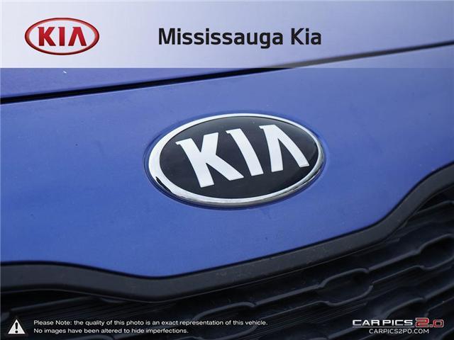 2013 Kia Rio LX+ (Stk: 4505P) in Mississauga - Image 9 of 27
