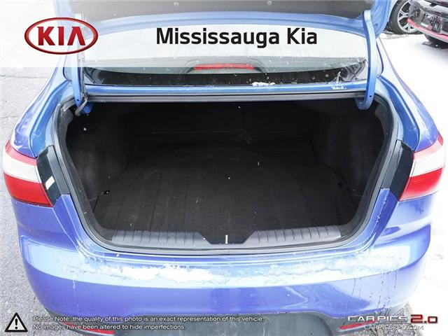2013 Kia Rio LX+ (Stk: 4505P) in Mississauga - Image 11 of 27
