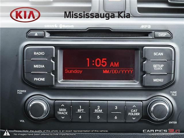 2013 Kia Rio LX+ (Stk: 4505P) in Mississauga - Image 21 of 27