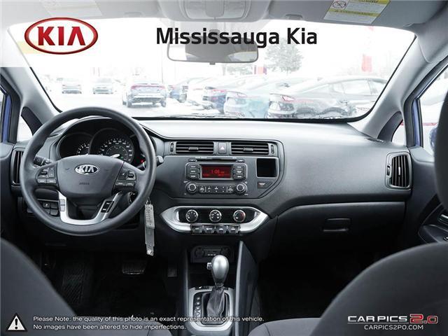 2013 Kia Rio LX+ (Stk: 4505P) in Mississauga - Image 27 of 27