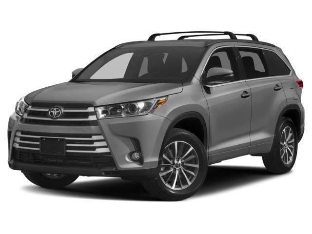 2019 Toyota Highlander XLE (Stk: 580000) in Milton - Image 1 of 9