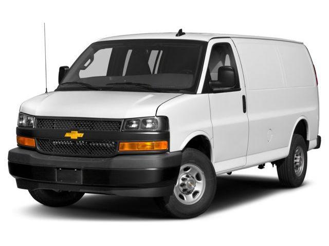 2018 Chevrolet Express 2500 Work Van (Stk: A212829) in Scarborough - Image 1 of 8