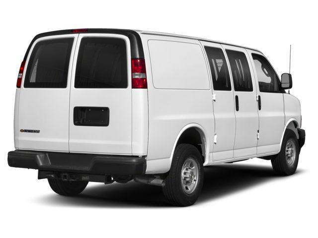 2018 Chevrolet Express 2500 Work Van (Stk: A319352) in Scarborough - Image 3 of 8
