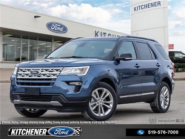 2019 Ford Explorer XLT (Stk: 9P2040) in Kitchener - Image 1 of 23