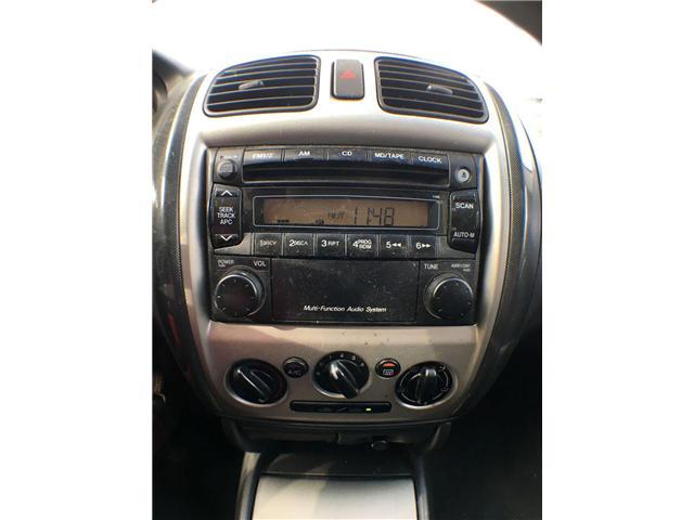 2002 Mazda PROTEGE5 ES HATCHBACK LOW KMS SUNROOF, ALLOYS, FOG LAMPS, K (Stk: 42962A) in Brampton - Image 13 of 24