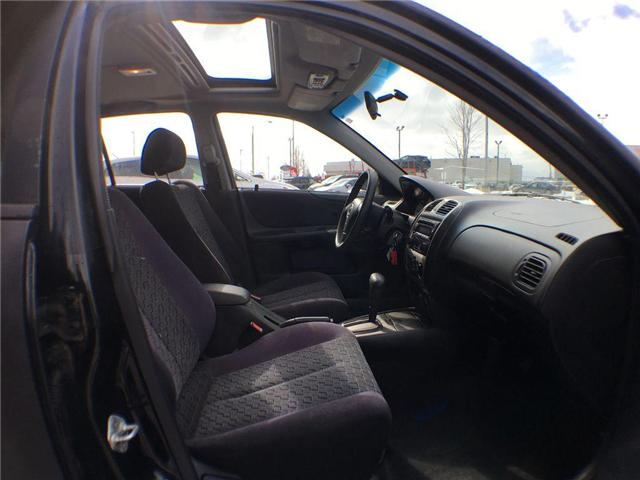 2002 Mazda PROTEGE5 ES HATCHBACK LOW KMS SUNROOF, ALLOYS, FOG LAMPS, K (Stk: 42962A) in Brampton - Image 22 of 24