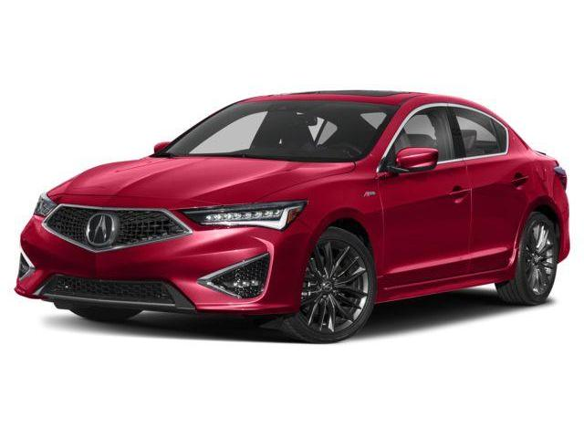 2019 Acura ILX Tech A-Spec (Stk: K800519) in Brampton - Image 1 of 9