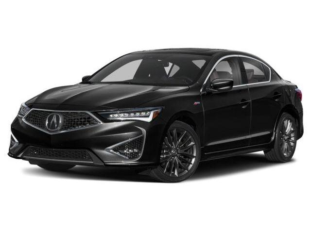 2019 Acura ILX Tech A-Spec (Stk: K800711) in Brampton - Image 1 of 9