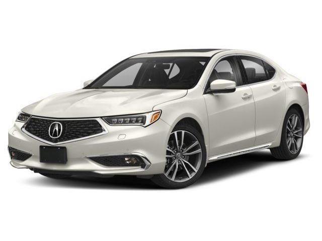 2019 Acura TLX Elite (Stk: K802391) in Brampton - Image 1 of 9