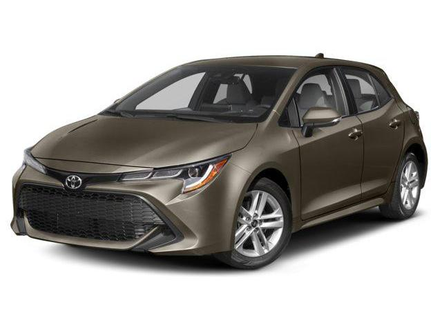 2019 Toyota Corolla Hatchback Base (Stk: 195911) in Scarborough - Image 1 of 9